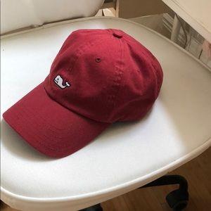 Vineyard Vines Red Hat